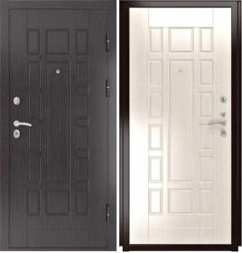 Дверь Luxor 5 244 беленый дуб ПВХ