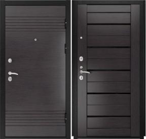 Дверь Luxor 7 Лу 22 венге экошпон