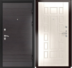 Дверь Luxor 7 ФЛ 244 беленый дуб ПВХ