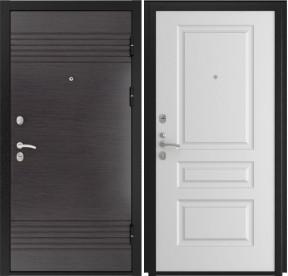 Дверь Luxor 7 L 2 белая эмаль