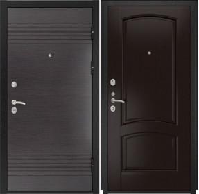 Дверь Luxor 7 Лаура венге шпон