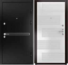 Дверь Luxor 4 ФЛ 185 ясень белый ПВХ