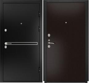 Дверь Luxor 4 Прямая венге шпон
