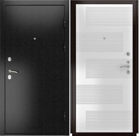 Дверь Luxor 3b ФЛ 185 ясень белый ПВХ
