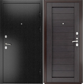 Дверь Luxor 3b Лу 21 венге экошпон
