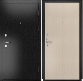 Дверь Luxor 3b Прямая беленый дуб шпон