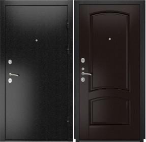 Дверь Luxor 3b Лаура венге шпон