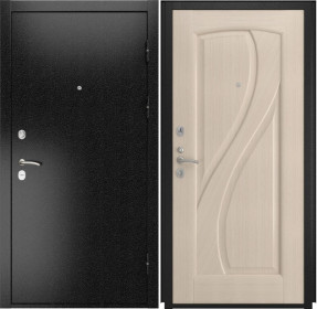 Дверь Luxor 3b Мария беленый дуб шпон