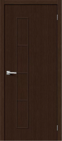 Дверь Тренд-3 3D Wenge