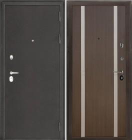 Дверь Колизей Техно 2 венге пвх