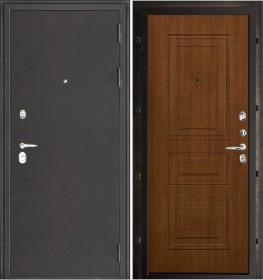 Дверь Колизей Вена темный орех пвх