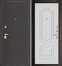 Дверь Колизей Премьера белый ясень пвх